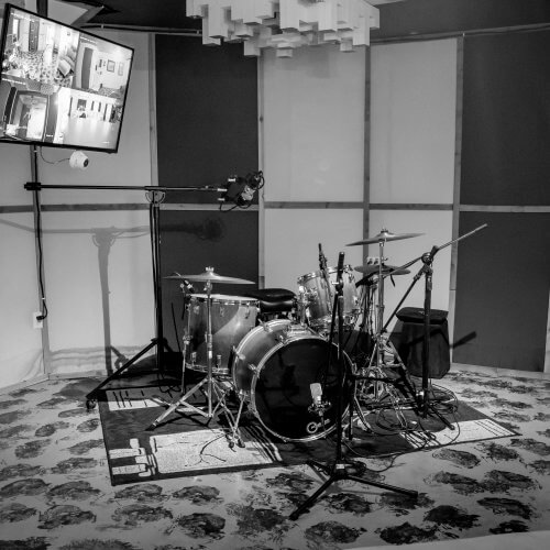 Fountain Square House Drum Room