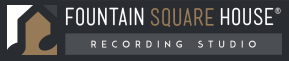 Fountain Square House Recording Studio Logo