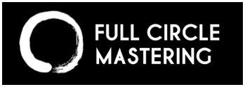Full Circle Mastering Logo