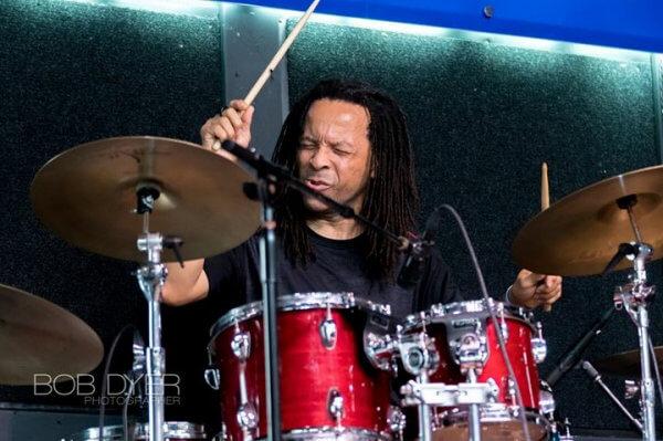 Drummer Bruce Fowler