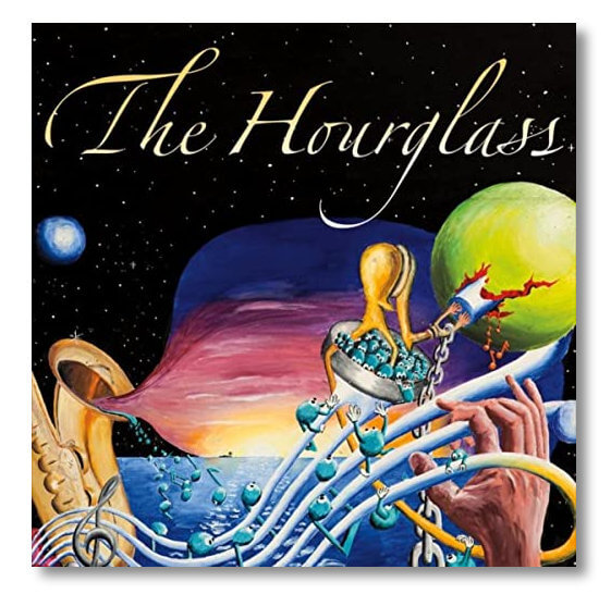 The Hourglass CD Cover